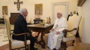 Đức Thánh Cha và Phó Tổng thống Hòa Kỳ bàn luận về phong trào ủng hộ sự sống