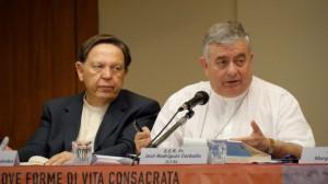 Lời kêu gọi của Đức Tổng giám mục Carballo nhân Ngày Đời sống Thánh hiến