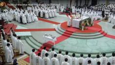VIDEO: Thánh Lễ Khai Mạc Năm Thánh 2020 tại TGP Huế