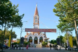 Tin ảnh: Gx. Hải Đăng: Khai mạc năm thánh 50 năm thành lập giáo xứ