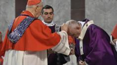 Đức Thánh Cha khai mạc Mùa Chay 2020 với Lễ Tro