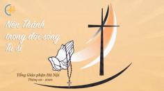 VIDEO: Đức TGM Giuse Vũ Văn Thiên: Nên thánh trong đời sống tu sĩ