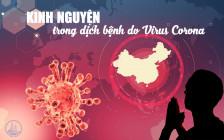 Kinh nguyện trong dịch bệnh do Virus Corona