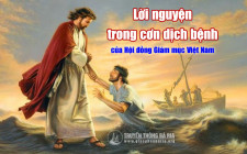 LỜI NGUYỆN TRONG CƠN DỊCH BỆNH của Hội đồng Giám mục Việt Nam
