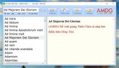 Giới thiệu Phần mềm và App Từ điển Triết Thần Công Giáo