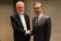 Vatican và Trung Quốc thảo luận về bổ nhiệm giám mục
