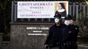 59 nữ tu ở vùng Roma bị nhiễm virus corona