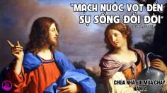 CÁC BÀI SUY NIỆM LỜI CHÚA CHÚA NHẬT III MÙA CHAY- A