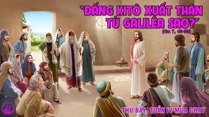 28.03.2020 – Thứ Bảy tuần IV Mùa Chay