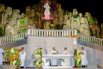 Gx. Vinh Châu: Khánh thành Đồi Thánh Gia và Mừng lễ Thánh Giuse – Bổn mạng giáo xứ