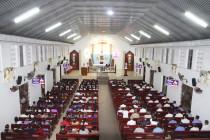 Tin Ảnh: Gx. Thiện Phước: Mừng lễ kính Thánh Giuse- Bổn mạng Giới Gia trưởng và Họ Giuse