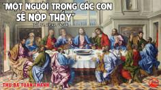 07.04.2020 – Thứ Ba Tuần Thánh