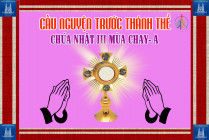 Cầu nguyện trước Thánh Thể- Ngày 15.03.2020 – Chúa nhật III mùa Chay – Ga 4,5-42