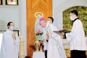 Giáo phận Bà Rịa: Thánh lễ Truyền Dầu 2020