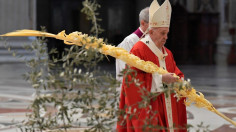 Đức Thánh Cha cử hành Lễ Lá khai mạc Tuần Thánh 2020