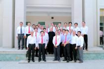 Nhà Hưu dưỡng Linh mục Gp. Bà Rịa: Cha cố Giuse Trần Minh Sơn nghỉ hưu