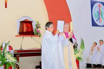 Gx. Nam Bình: Đón chào Cha Tân Chánh xứ Phêrô Ngô Xuân Đông