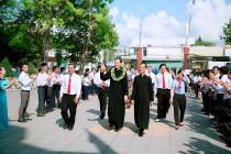 Gx. Dũng Lạc: Mừng Linh mục Tân Chánh xứ Đaminh Nguyễn Hoàng Dương