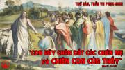 29.05.2020 – Thứ Sáu Tuần VII Phục Sinh