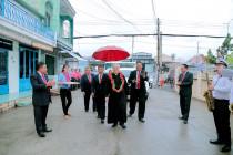 Gx. Chu Hải: Chào đón Tân Linh mục Chánh xứ Alphongsô Nguyễn Văn Thế - 23.5.2020