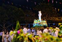Tin ảnh: Đền Thánh Đức Mẹ Bãi Dâu: Chương trình mừng kính Mẹ Fatima