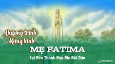 Chương trình ngày hành hương tại Đền Thánh Đức Mẹ Bãi Dâu