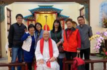 Cha Eugene Murray và 62 năm truyền giáo tại Đài Loan