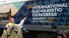 Đại hội Thánh Thể quốc tế tại Budapest sẽ diễn ra từ ngày 05 đến 12/9/2021