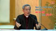 Đức TGM Giuse Nguyễn Năng: Người làm truyền thông phải biết nói sự thật trong đức ái
