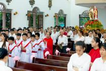 Gx. Đức Hiệp: Mừng lễ kính hai Thánh Phêrô và Phaolô tông đồ