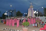 GHBL. Phú Vinh: Bế mạc Tháng Hoa kính Đức Mẹ