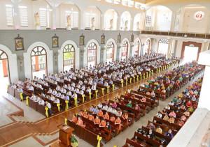 Gx. Sơn Bình: Mừng lễ Thánh Gioan Tẩy Giả - Bổn mạng Giáo xứ