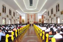 Gp.Bà Rịa: Ban hành giáo Giáo phận mừng lễ Bổn mạng