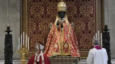ĐTC chủ sự Thánh lễ hai Thánh Phêrô và Phaolô Tông đồ
