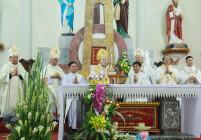 Thánh lễ tạ ơn mừng 60 năm linh mục của Đức cha Phaolô Maria Cao Đình Thuyên