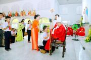 Tin Ảnh: Gx. Kim Hải: Thánh lễ ban Bí tích Thêm sức- Ngày 14.07.2020