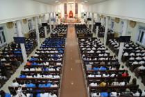 Gx. Phước Tỉnh: Mừng lễ Thánh Phêrô và Phaolô Bổn mạng giáo xứ và ban hành giáo