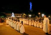 Đền Thánh Đức Mẹ Bãi Dâu: Thánh lễ đầu tháng 7.2020- Tôn kính Mẹ Maria