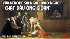 01.08.2020 – Thứ Bảy Tuần XVII Thường niên - Thánh Alphongsô Maria Liguori