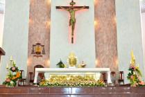 Gx. Chánh Tòa: Chầu Thánh Thể thay Giáo phận 2020