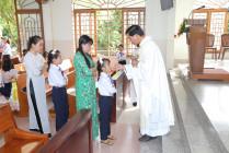 Gx. Thanh An: Thánh lễ ban Bí tích Thánh Thể lần đầu