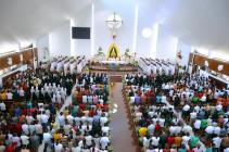 Đền Thánh Đức Mẹ Bãi Dâu: Thánh lễ tạ ơn kỷ niệm 25 năm Cung hiến Đền Thánh