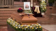 Đức nguyên Giáo hoàng Biển Đức gửi thư từ biệt Đức ông bào huynh