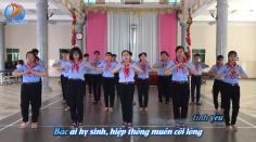 Hiệp Thông Ra Khơi - Vũ khúc ngày họp mặt Anrê Phú Yên 2020