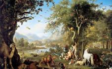 Sách Sáng Thế Chương 1 như là sự giải thần thoại (tục hóa) thiên nhiên