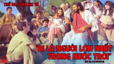 11.08.2020 – Thứ Ba Tuần XIX Thường niên - Thánh Clara, trinh nữ