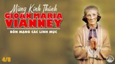 04.08.2020 – Thứ Ba Tuần XVIII Thường niên - Thánh Gioan Maria Vianney, linh mục
