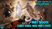 06.08.2020 – Thứ Năm Tuần XVIII Thường niên - LỄ CHÚA HIỂN DUNG