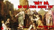 CÁC BÀI SUY NIỆM LỜI CHÚA CHÚA NHẬT XX THƯỜNG NIÊN- A