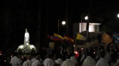 Đền thánh Đức Mẹ Fatima đón các nhóm hành hương quốc tế